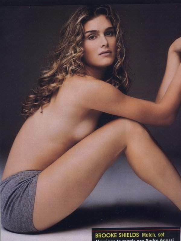 Brooke Shields - a caminho do jubileu...